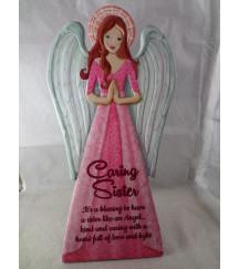 GUARDIAN ANGEL PLAQUE Sister