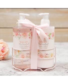 Hand Soap & Lotion Set  Friendship
