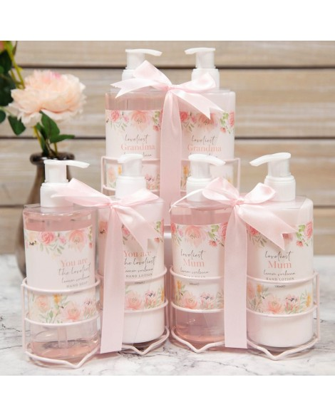 Hand Soap & Lotion Set Grandma
