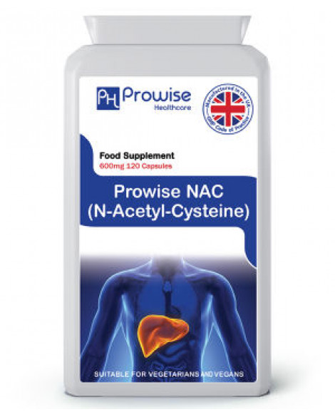 NAC N Acetyl Cysteine Prowise