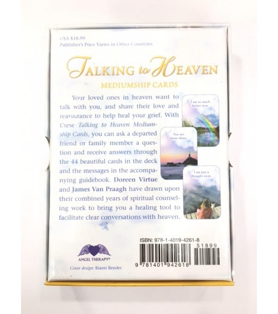 ANGEL TAROT CARDS - TALKING TO HEAVEN
