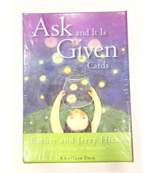 ANGEL TAROT CARDS  - ASK AND IT IS GIVEN