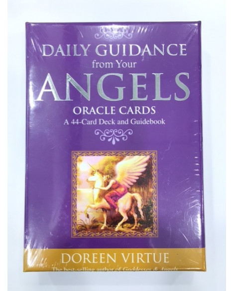 ANGEL TAROT CARDS - DAILY GUIDANCE FROM YOUR ANGELS