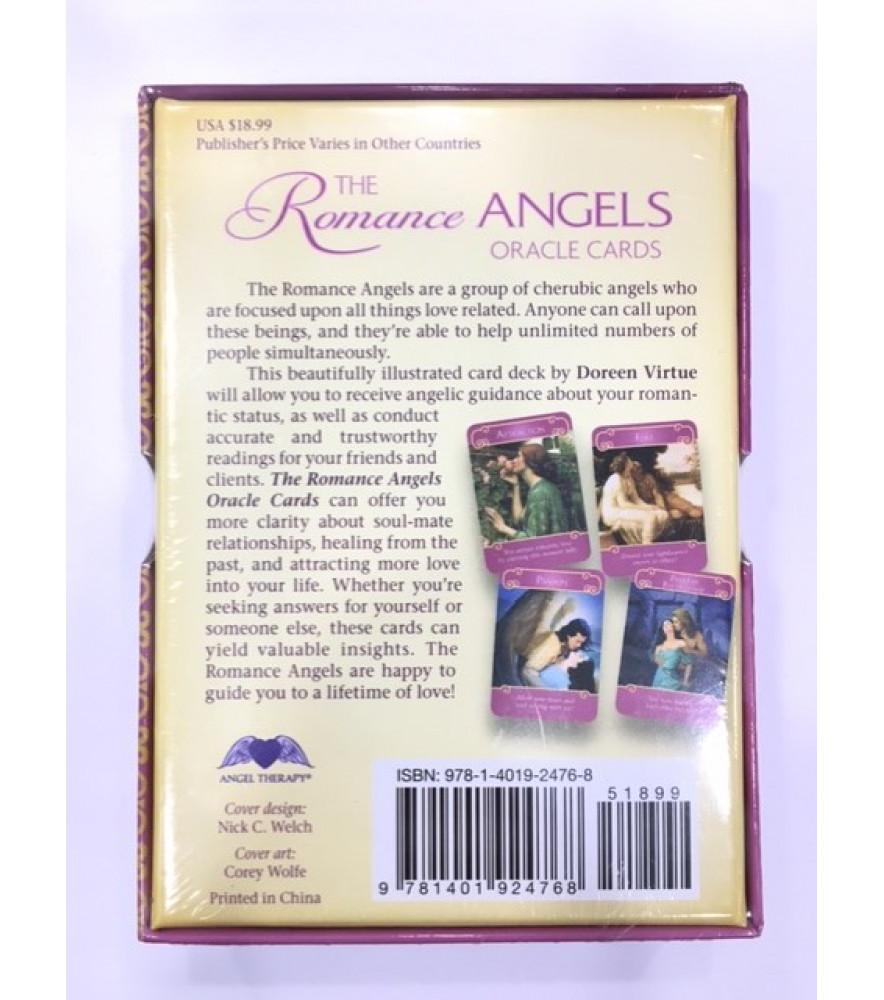 ANGEL TAROT CARDS - ROMANCE ANGELS