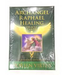 ANGEL TAROT CARDS  - ARCHANGEL RAPHAEL THE HEALER